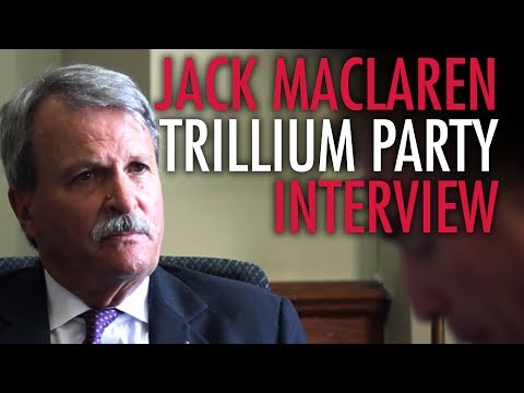"Jack  MacLaren on leaving the Progressive ""Conservatives"""