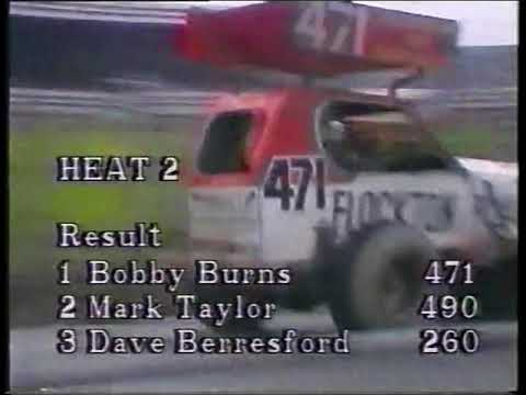 BriSCA Formula 1 Skegness August 23rd 1987