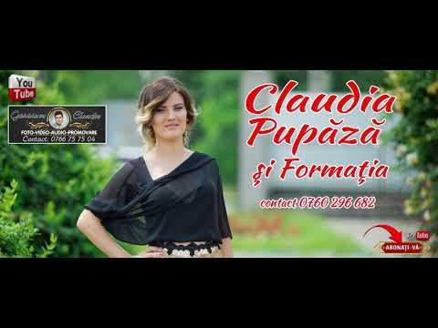 Claudia Pupaza - Puisor sa nu te temi la iubit ca sa ma chemi, Doar un semn imi dai si vin