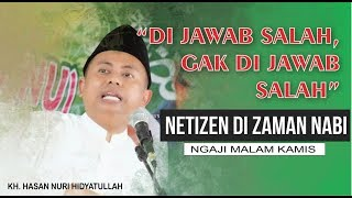 "Video ""DI Jawab Salah, Gak Di Jawab Salah""  
