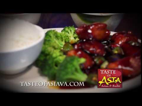 Taste of Asia Happy Hour