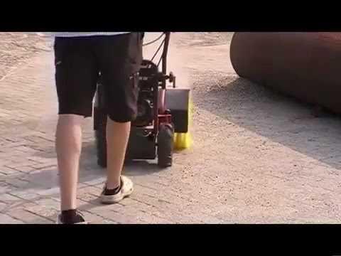 Stiga Kehrmaschine SWS 600 G