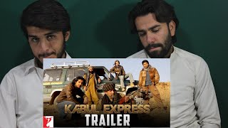 AFGHAN REACTS TO |Kabul Express | Official Trailer | John Abraham | Arshad Warsi |AFGHAN REACTORs