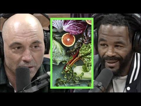 A Mushroom Trip Convinced Rashad Evans to Become Vegan | Joe Rogan