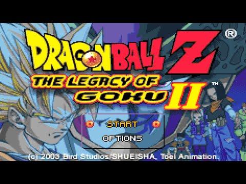 Game Boy Advance Longplay [009] Dragon Ball Z: The Legacy Of Goku II