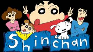 YouTube   OST Crayon Sinchan Opening Song Indonesia