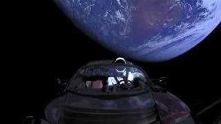 Falcon Heavy - Life On Mars