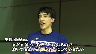 日本ハンドボールリーグ 豊田合成 vs 琉球コラソン(2017年11月18日 稲沢ホーム大会)