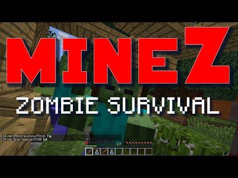 Minecraft MineZ E26