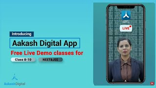 How to sign up and learn with the all-new Aakash Digital Learning App screenshot 1