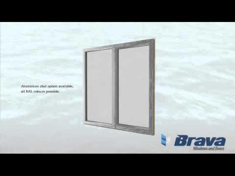 Tilt And Slide Patio Doors Youtube