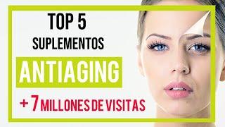 SUPLEMENTACIÓN NUTRICIONAL INTEGRATIVA: ANTIAGING