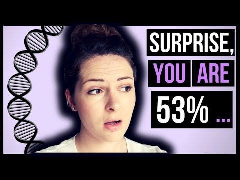 "DNA RESULTS SHOCK (New Zealander) | Am I Still ""Not Even French""?!"