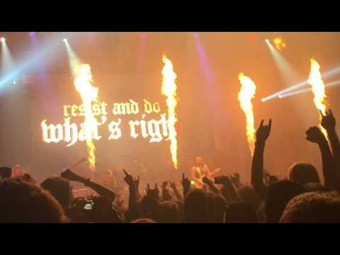 Sabaton - Resist And Bite (Live In Bratislava - 14.03.2017)