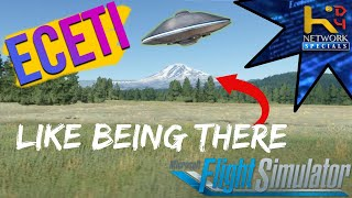 Finding ECETI Ranch in MSFS!