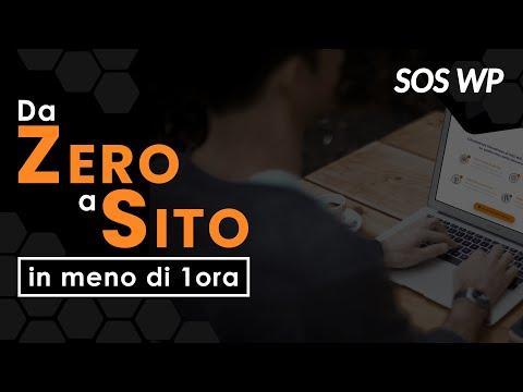 """Come creare un blog di successo - Corso WordPress Gratuito """"Da Zero a Sito"""" - Parte #2"""