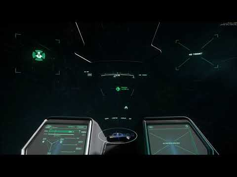 Star Citizen 3.0 Fly to Daymar without Quantum timelapse - better quality