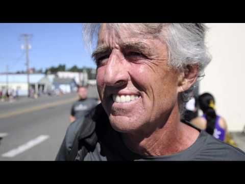 Frank Shorter discusses Pre