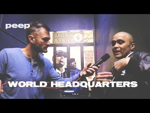 peep | Newcastle Club World Headquarters - Tom Caulker talks to peep