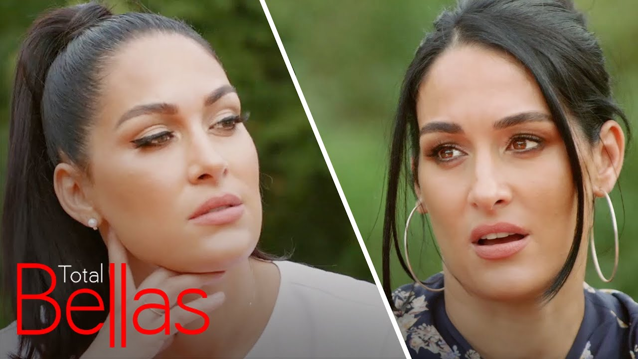 Brie Tells Nikki She Doesn't Want to Give Up Her Career | Total Bellas