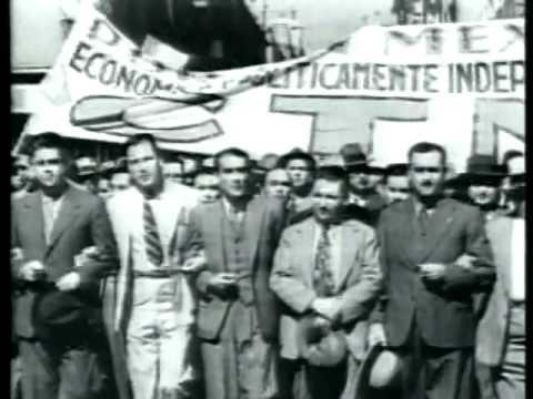 Historia De La Democracia En México Sd Youtube