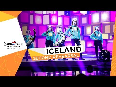 Daði og Gagnamagnið - 10 Years - Second Rehearsal - Iceland ?? - Eurovision 2021