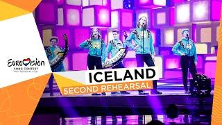 Daði og Gagnamagnið - 10 Years - Second Rehearsal - Iceland 🇮🇸 - Eurovision 2021