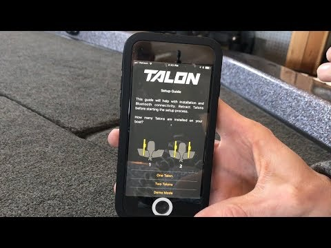 Talon App: Getting Started on iOS Device