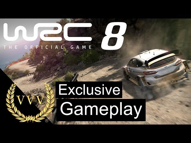 WRC 8's career mode will be completely redesigned - Team VVV