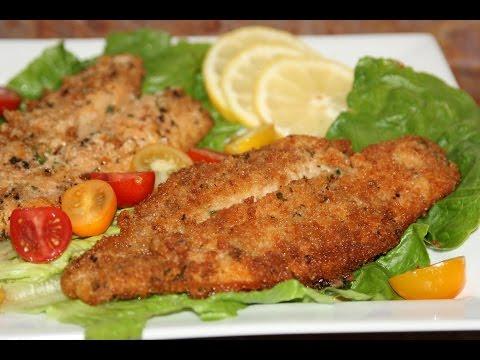 poisson-pané-&-frit---marinated-fried-fish---حوت-مقلي-بالشرمولة-المغربية
