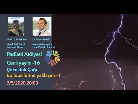 Çocukluk çağı epilepsileri - I