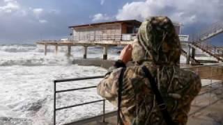 Шторм в Сочи(Красивый шторм на Черном море. 3 декабря 2016 г. Видео снято на Panasonic GH4., 2016-12-03T14:48:48.000Z)