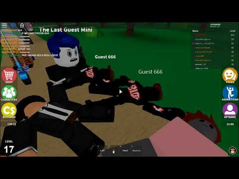 New Student Guest 666 Robloxian High School Youtube I Found Guest 666 Roblox Youtube