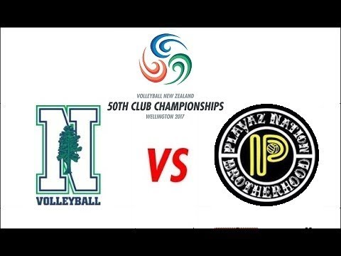 VNZ Club Champs 2017: Mens Semi Final 2 - Nelson Pines vs Playaz Tauranga