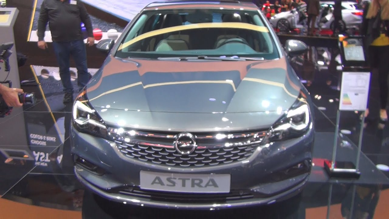 opel astra 5 doors innovation 1 6 cdti 81 kw 6mt 2016 exterior and interior in 3d youtube. Black Bedroom Furniture Sets. Home Design Ideas