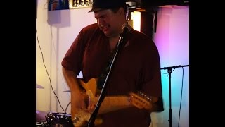 Angry Johnny Stangry & His CRS Band-Live Performance-Blues-Rock