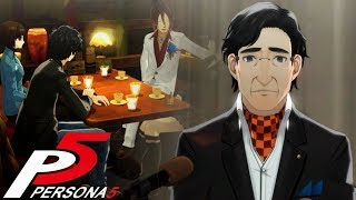 THE AWKWARD DOUBLE DATE & OKUMURA'S FATE | Persona 5 [41]