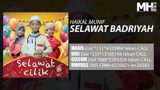 Haikal Munif  Selawat Badriyah Official