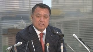サッカー協会会長に田嶋氏 初の選挙で原氏破る