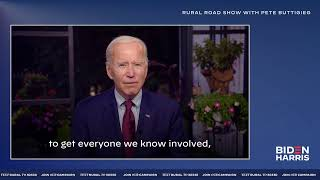 Pete Buttigieg Discussion with Farmers and Congresswoman Elissa Slotkin LIVE | Biden For President