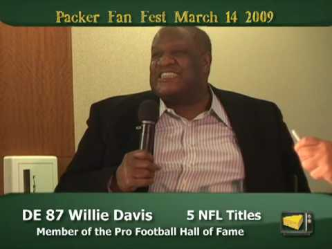 Willie Davis on being a Packer Legend