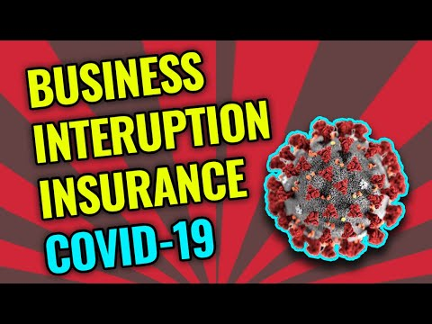 Corona Virus Business Interruption Insurance |  Explained | Covid 19 | Uk Property