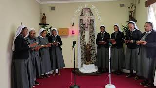 St. Francis of Assisi Litany sung by the Daughters of St Francis of Assisi at St Leo Formation House