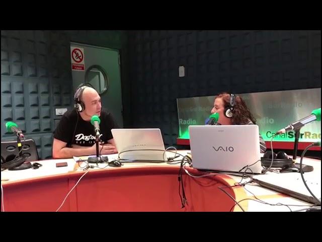 ¡Dogtour en Canal Sur Radio!