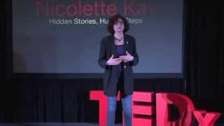 Hidden stories, hurried steps: Nicolette Kay at TEDxCoventGardenWomen