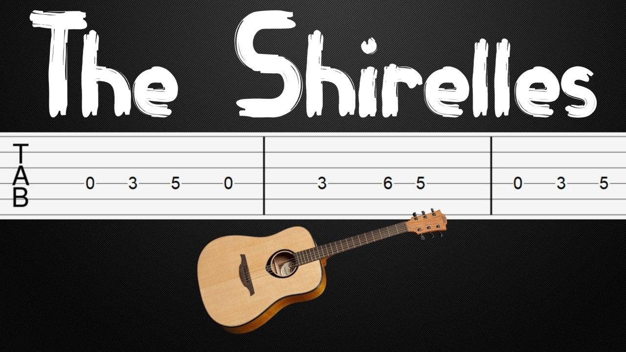 Soldier Boy - The Shirelles Guitar Tabs, Guitar Tutorial, Guitar Lesson
