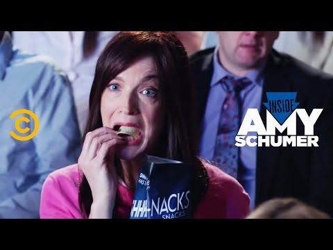 Inside Amy Schumer - Shhhh-Nacks