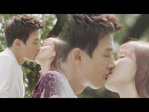 Kim Rae Won ♥ Park Shin Hye, Proposal & Kiss 김래원, 박신혜에 키스하며 달콤 프러포즈 《The Doctors》 닥터스 EP20