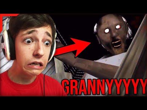 GRANNY MĚ DOSTALA!! 😱 | Granny | #1