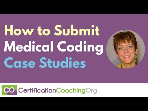 How To Submit Medical Coding Case Studies